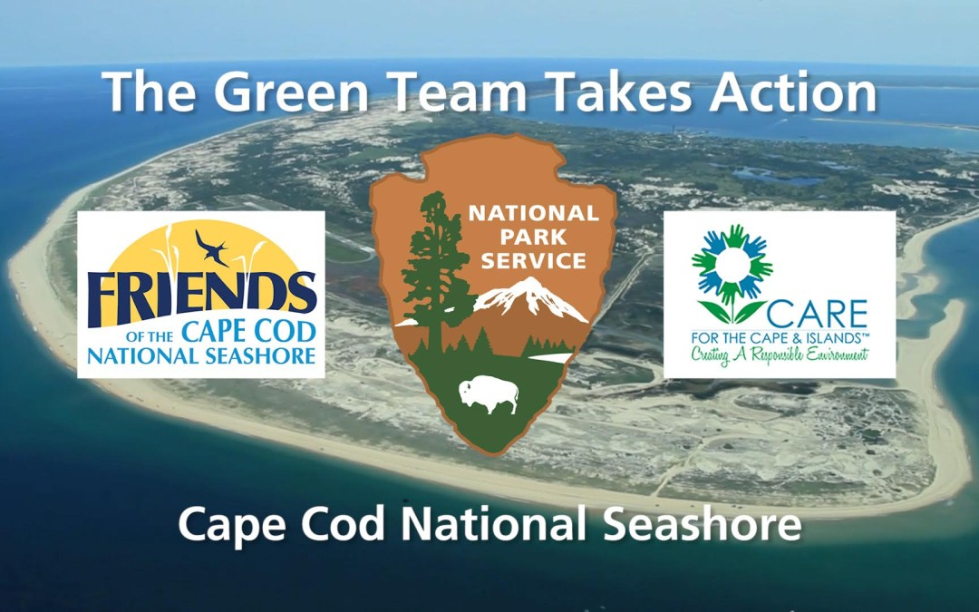 Cape Cod National Seashore: Green Team Takes Action