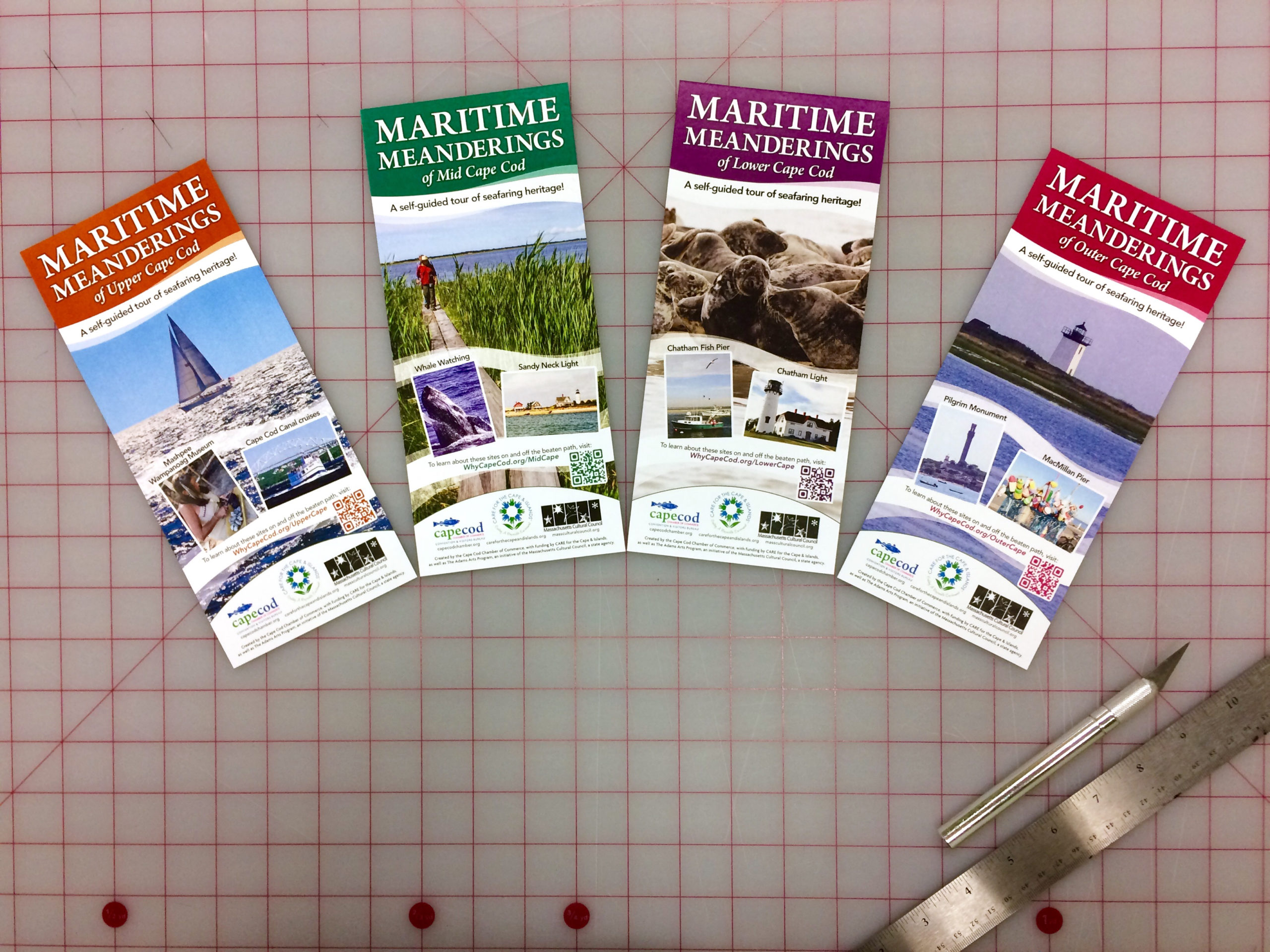 Design Your Day on Cape Cod: Maritime Meanderings
