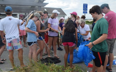 Citizen Science Marine Debris