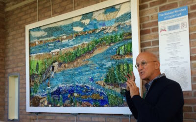 Cape Cod CAN's Natural Wonders of Cape Cod Mural