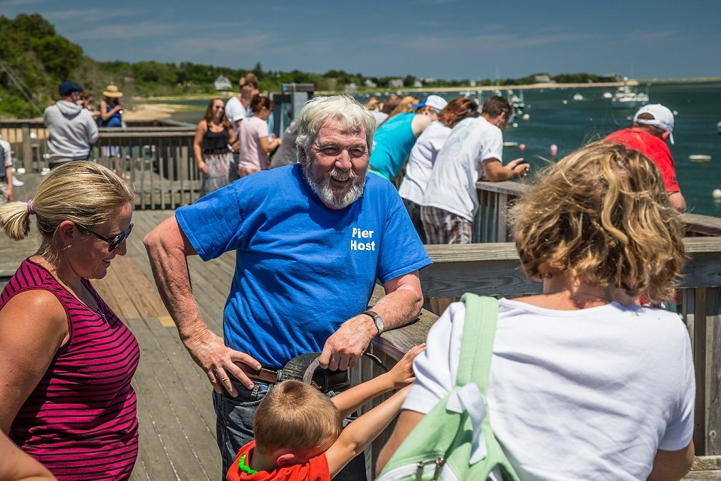 Cape Cod Commercial Fishermen's Alliance Pier Host Program