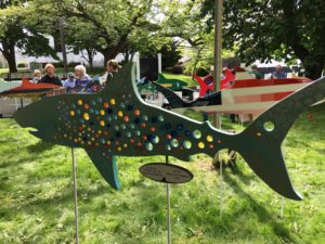 Sharks In the Park @ Chatham Library Lawn