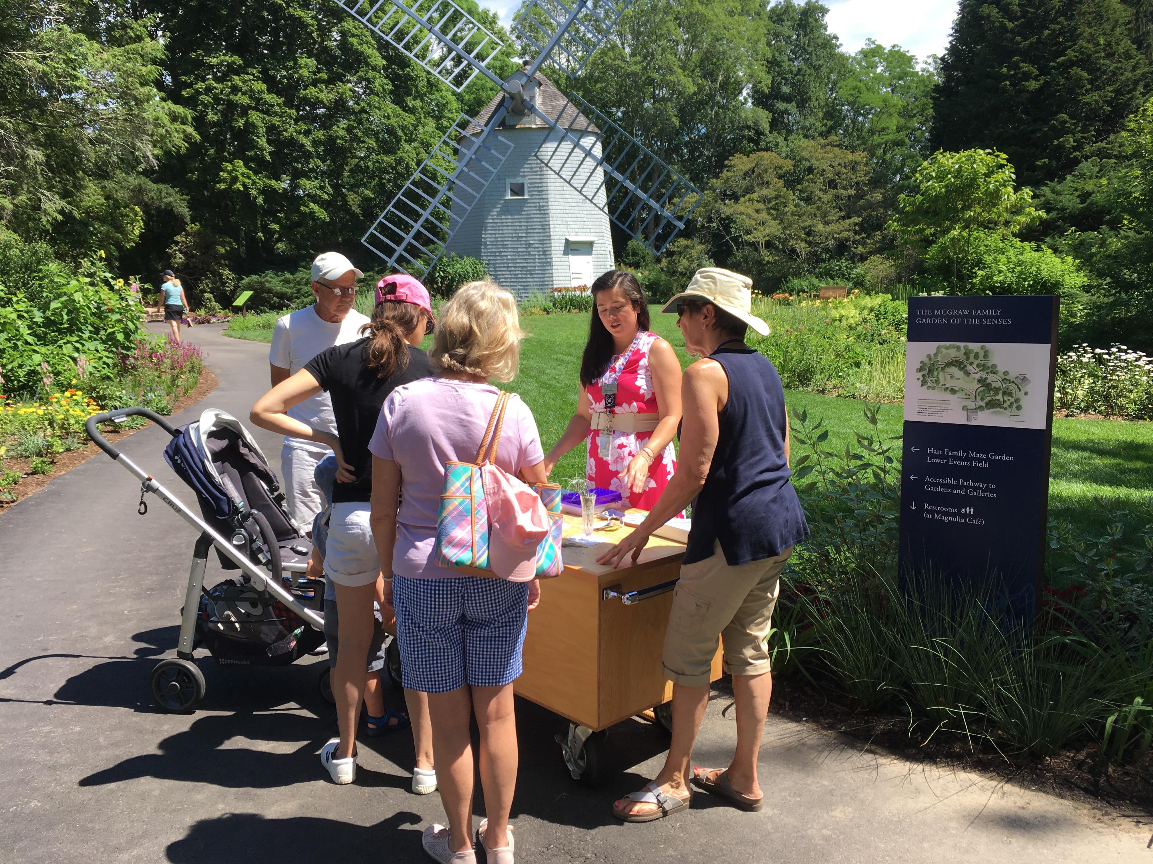 Garden Activity Carts-Heritage Museums & Gardens