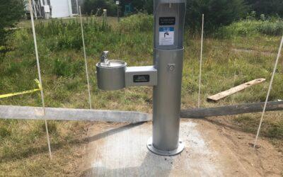Water Bottle Filling Station – Monomoy National Wildlife Refuge