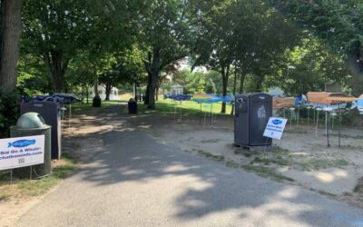 Kate Gould Park Water Bottle Filling Station